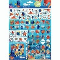 Set 190 stickere Finding Dory