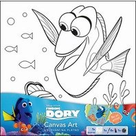 Set canvas Finding Dory