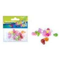 Set Creativ - Aplicatii in forma perle colorate