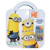 Set de calatorie cu activitati Despicable Me