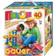Set de construit Bauer, 40 piese
