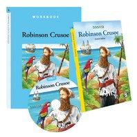 SET READERS 12 ROBINSON CRUSOE