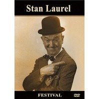DVD Stan Laurel Festival