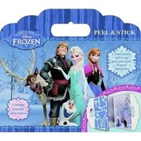 Stickere reutilizabile Frozen