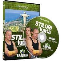 DVD Stiluri de lupta: Brazilia - Brazilian Jiu-Jitsu