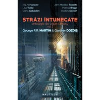 Strazi intunecate (antologie de urban fantasy  vol. 2)