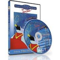 DVD Hans Christian Andersen. The fairytaler - Oli inchide ochii. Printesa si bobul. Lebedele salbatice