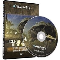 DVD Clash of the dinosaurs: Ultimii supravietuitori - Pradatori desavarsiti