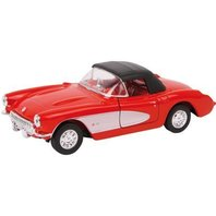 Welly NEX: Macheta masina Chevrolet Corvette 1957 (scara 1:34)
