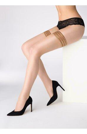 Ciorapi cu banda adeziva Coco Vena 15