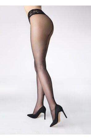 Ciorapi cu model Gucci G01