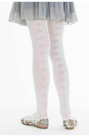 Ciorapi cu model pentru fetite Lily C83