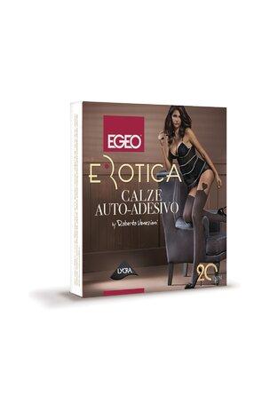 Ciorapi dama Erotica 20 autoadeziv