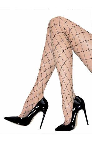 Ciorapi de dama, plasa foarte mare Denise