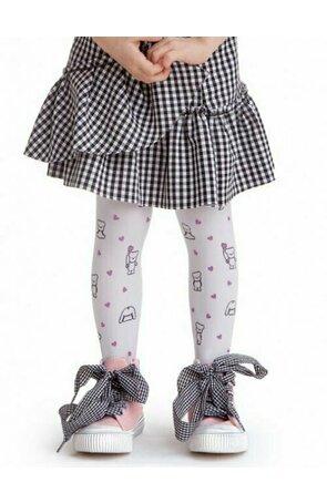 Ciorapi fetite Knittex Teddy