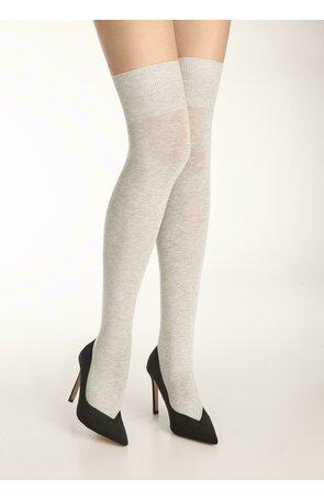 Ciorapi peste genunchi Marilyn Zazu 899, grosi din bumbac