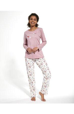 Pijamale dama W655-249
