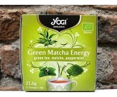 ECO CEAI GREEN MATCHA ENERGY 12 PLICURI