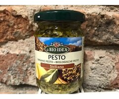 ECO PESTO SICILIANO 130 GR