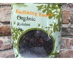 ECO STAFIDE RAISINS 1 KG
