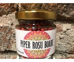 NATURAL PIPER ROSU BOABE 20 GR