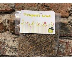 NATURAL  PROPOLIS BRUT ROMANESC CASABIO 100 GR
