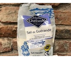 NATURAL SARE CELTICA DE GUERANDE 1 KG