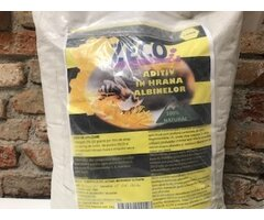 NATURAL ZECO ADITIV IN HRANA ALBINELOR 10 KG