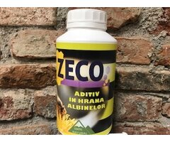 NATURAL ZECO ADITIV IN HRANA ALBINELOR 500 GR