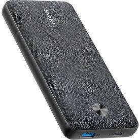 Baterie externa Anker PowerCore Essential 20000 mAh, PowerDelivery, PowerIQ, USB-C, USB-A, Negru