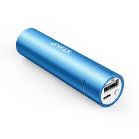 Baterie externa Anker PowerCore+ Mini 3350mAh Albastru