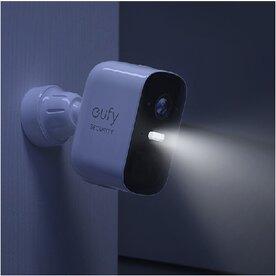 Camera supraveghere video eufyCam 2C HD 1080p, IP67, Nightvision, Alb