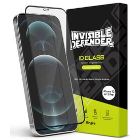 Folie sticla securizata Apple iPhone 12/iPhone 12 Pro Ringke 3D Premium Invisible Screen Defender