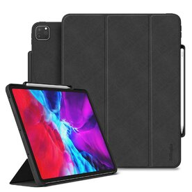 Husa Flip Ringke Smart Apple iPad Pro 2020 12.9 inchi Negru
