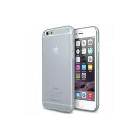 Husa iPhone 6s Plus Ringke SLIM FROST GRI + BONUS folie protectie display Ringke