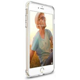 Husa iPhone 7 Plus / iPhone 8 Plus Ringke AIR CRYSTAL VIEW + BONUS folie protectie display Ringke