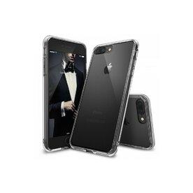 Husa iPhone 7 Plus / iPhone 8 Plus Ringke FUSION CRYSTAL VIEW + BONUS folie protectie display Ringke