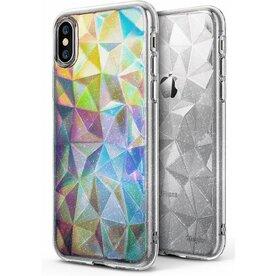 Husa Ringke iPhone X/Xs Prism Glitter Clear