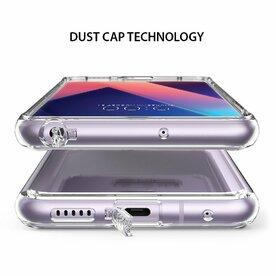 Husa Ringke LG V30 Fusion Clear