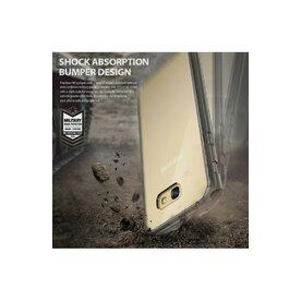 Husa Samsung Galaxy A7 2017 Ringke FUSION CLEAR + BONUS folie protectie display Ringke