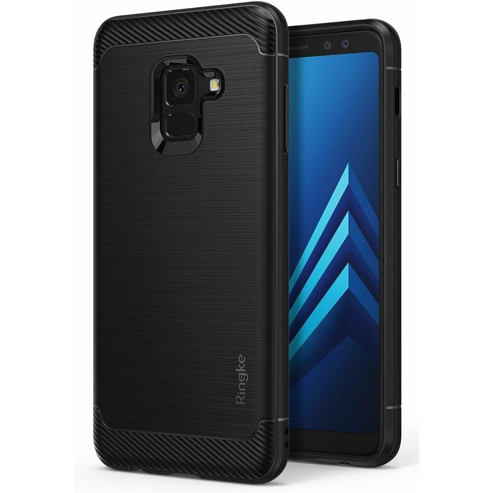 Husa Samsung Galaxy A8 2018 Ringke Onyx Black
