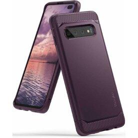 Husa Samsung Galaxy S10 Plus Ringke Onyx Violet