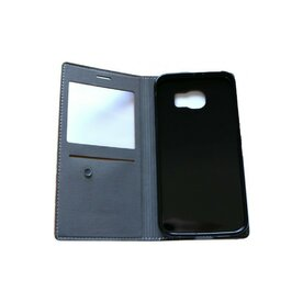 Husa Samsung Galaxy S6 Arium Buffalo Flip  View rosu
