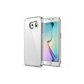 Husa Samsung Galaxy S6 Edge Plus Ringke SLIM  CRYSTAL TRANSPARENT+BONUS folie protectie display Ringke