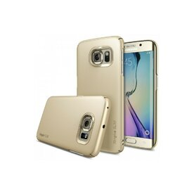 Husa Samsung Galaxy S6 Edge Ringke SLIM ROYAL GOLD