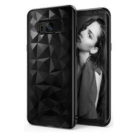 Husa Samsung Galaxy S8 Plus Ringke Prism Ink Black