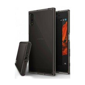 Husa Sony Xperia XZ Ringke FUSION SMOKE BLACK