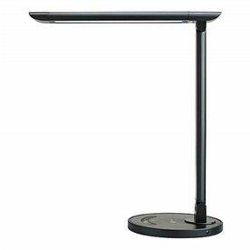Lampa de birou cu LED TaoTronics Elune E5 TT- DL13 cu port incarcare USB si protectie pentru ochi, Negru