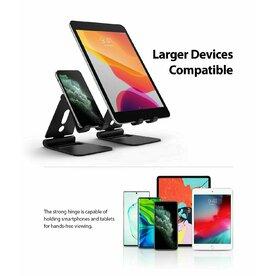 Suport Ringke 2in1 pentru iPhone, Apple Watch si tablete, Negru