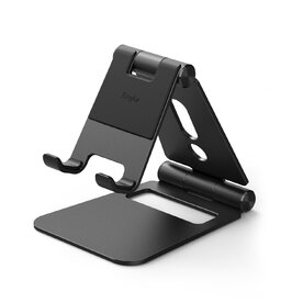 Suport Ringke Super Folding Stand pentru smartphone, tablete, Nintendo Switch, Negru